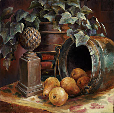 Painting - Harvest Time by Gini Heywood