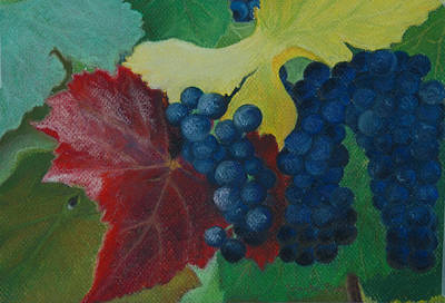 Harvest Time Original by Jolanta Benson