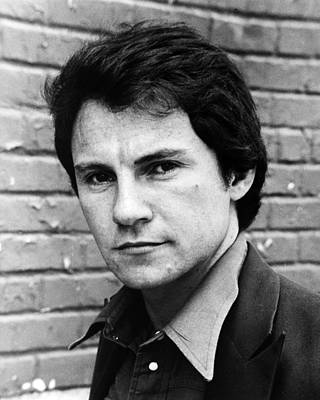 Mean Photograph - Harvey Keitel In Mean Streets  by Silver Screen
