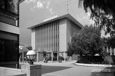 Diploma Photograph - Harvey Mudd College Sprague Memorial Building by University Icons