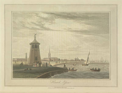 Harwich Art Print by British Library