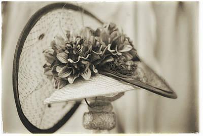 Photograph - Fashion Art - The Big Loop Hat By Jo Ann Tomaselli by Jo Ann Tomaselli
