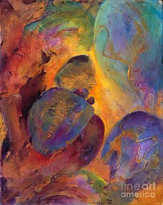 Hatching Original by Debra Hillard