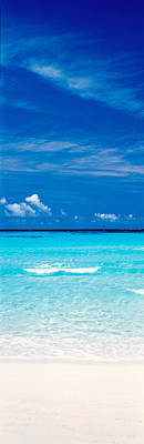 Clear Blue Water Photograph - Hateno Beach Okinawa Kume Isl Japan by Panoramic Images