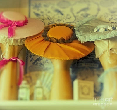 Hats For Sale Print by Margie Hurwich