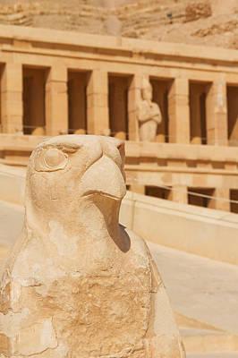 Hatshepsut Temple  Art Print