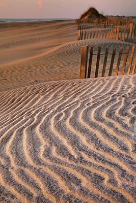 Hatteras Island Photograph - Hatteras Dunes by Steven Ainsworth