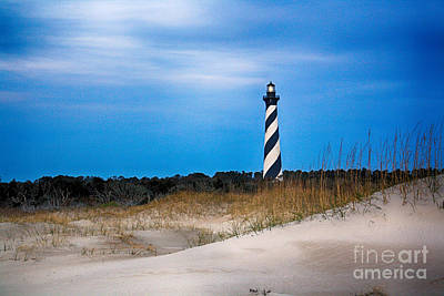 Hatteras Morning Light Art Print