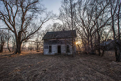 Photograph - Haunted 2 by Aaron J Groen