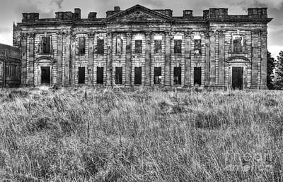Photograph - Haunted Britain 1 by David Birchall