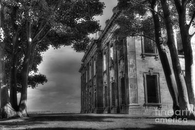 Photograph - Haunted Britain 2 by David Birchall