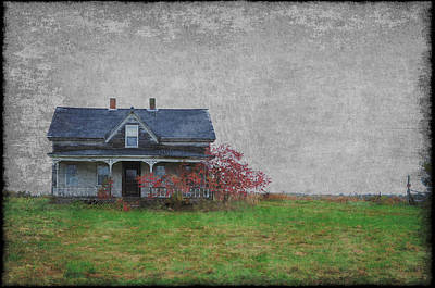 Haunted House Digital Art - Haunted House by Lisa Purcell