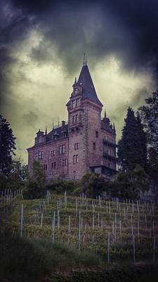Moody Photograph - Haunted  by Noze P