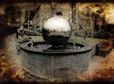 Photograph - Haunted Wishing Well by Doc Braham