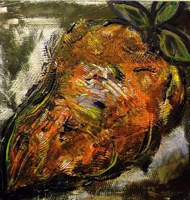 Haute Pepper Art Print by Karen Lillard