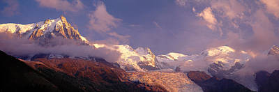 Magnificent Mountain Image Photograph - Haute-savoie, Mountains, Mountain View by Panoramic Images