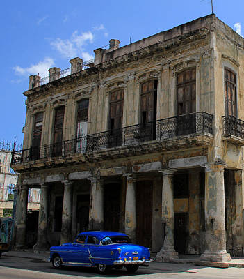 Photograph - Havana 16 by Andrew Fare