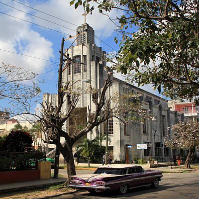 Photograph - Havana 34 by Andrew Fare