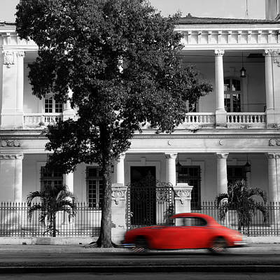 Photograph - Havana 39b by Andrew Fare