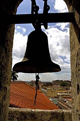 Photograph - Havana Bell Tower by John Kearns