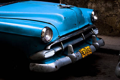 Havana Blues Print by Dan  Grover