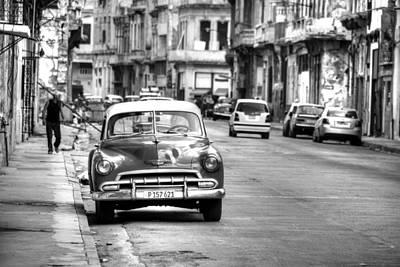 Havana Chev Art Print