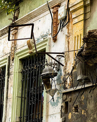 Photograph - Havana Metaphor by Ann Tracy