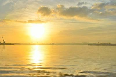 Landscape Photograph - Havana Sunrise by Steven Richman