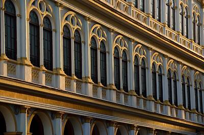 Photograph - Havana Windows by Steven Richman