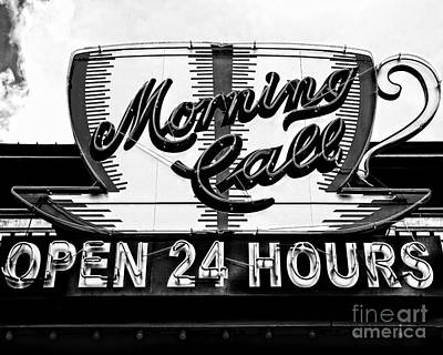 Have A Cup Of Coffee At Morning Call New Orleans Art Print