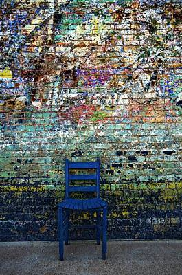 Photograph - Have A Seat 2 by Kelly Kitchens