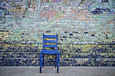 Photograph - Have A Seat by Kelly Kitchens