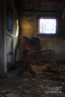 Photograph - Have A Seat by Rick Kuperberg Sr