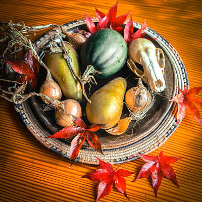 Photograph - Harvest Still Life by Ronda Broatch