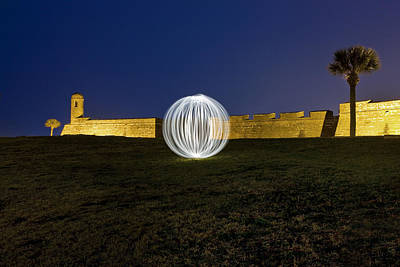 Photograph - Having A Ball At The Fort by Rich Franco