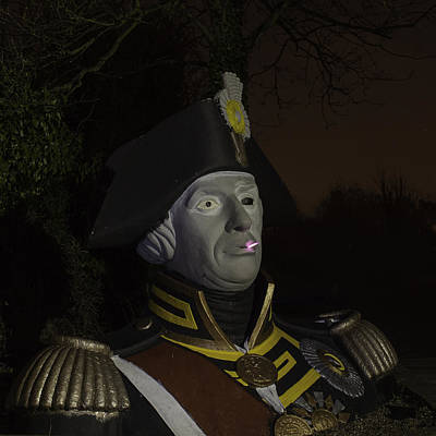 Lord Admiral Nelson Photograph - Having A Ciggie Break by Nigel Jones