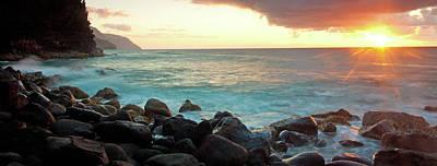 Photograph - Hawaii Coast And The Famous Na Pali by Imaginegolf