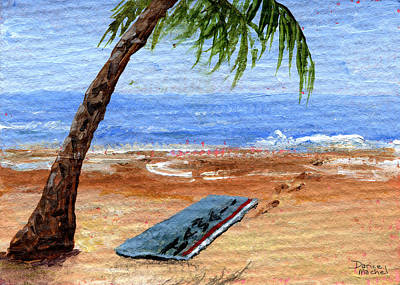 Painting - Hawaii Vacation by Darice Machel McGuire