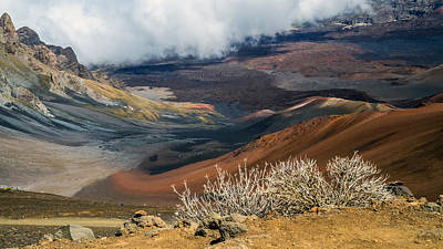 Photograph - Hawaii Volcano Landscape by Pierre Leclerc Photography