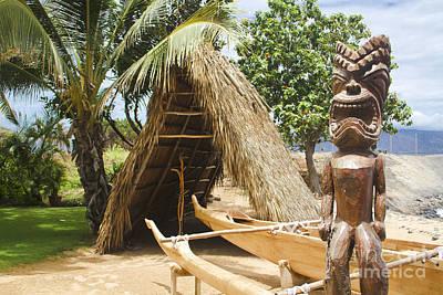 Photograph - Hawaiian Ki'i by Sharon Mau