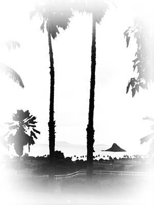 Digital Art - Hawaiian Landscape 3 by Kara  Stewart