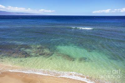 Photograph - Hawaiian Ocean by Jenna Szerlag