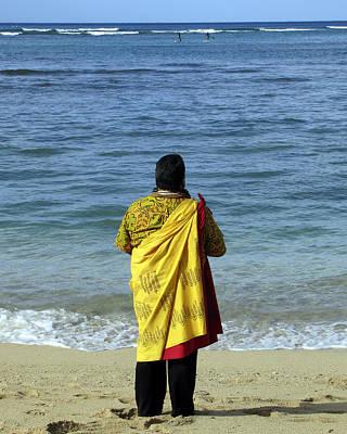 Photograph - Hawaiian Prayer by Bob Slitzan