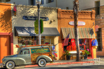Photograph - Hawaiian Shirt Shoppe by Mathias