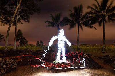Photograph - Hawaiian Spirits by Jason Chu