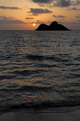 Photograph - Hawaiian Sunrise by Mark Sullivan