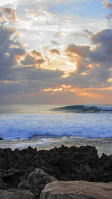 Photograph - Hawaiian Sunset by Brad Scott