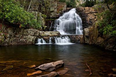 Photograph - Hawk Falls by Mike Farslow