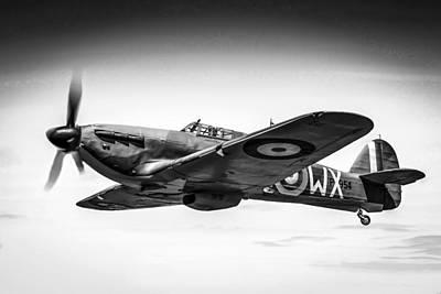 Hawker Hurricane Original by Chris Smith