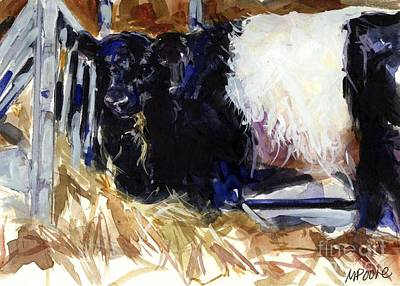 Painting - Hay Hay by Molly Poole